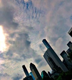 New York City Storm