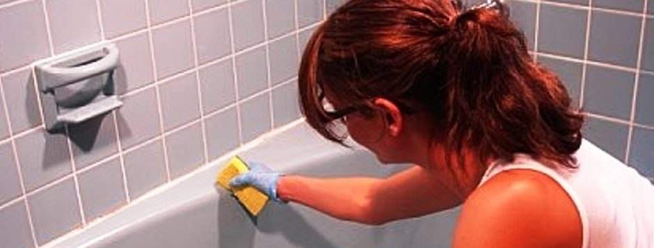 Bathtub Refinishing Tub Amp Tile Refinishing Kit
