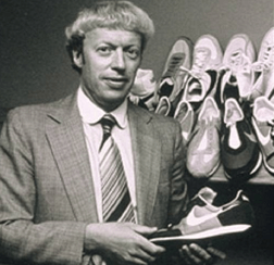 Phil Knight famously turned the startup Blue Ribbon Sports into the giant  company known as Nike. Knight described the market at the time he started  his ... dcd9c7fe4