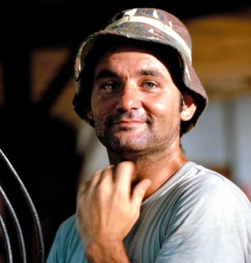 CADDYSHACK, Bill Murray, 1980. (c) Orion Pictures/ Courtesy: Everett Collection.