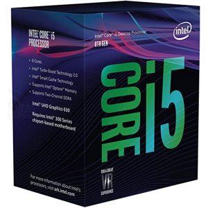 Intel-i5-8400