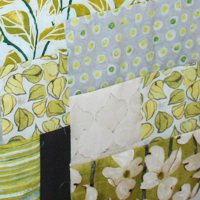 The Olive Poppies Quilt