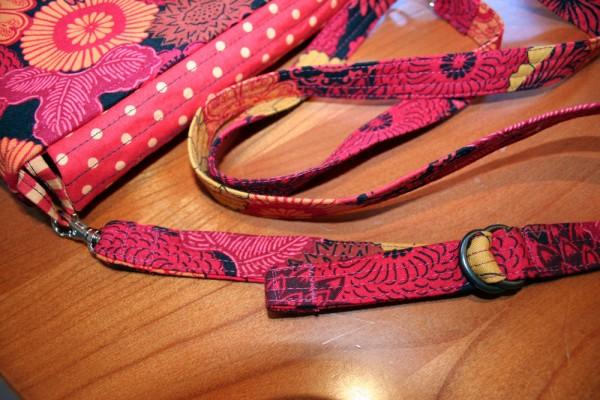 Summer Heat Wristlet - adjustable strap