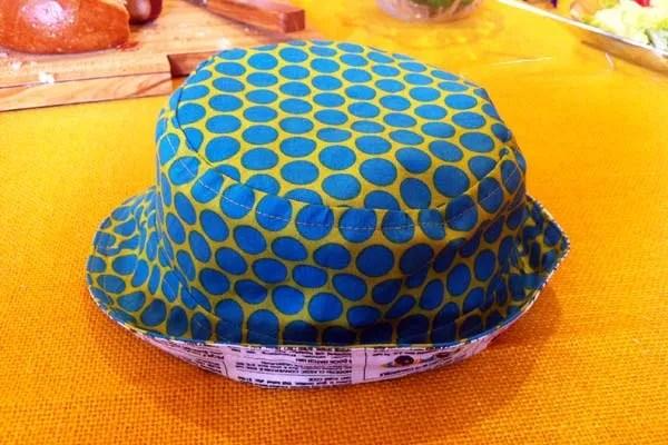 Sun hat for Austin 03