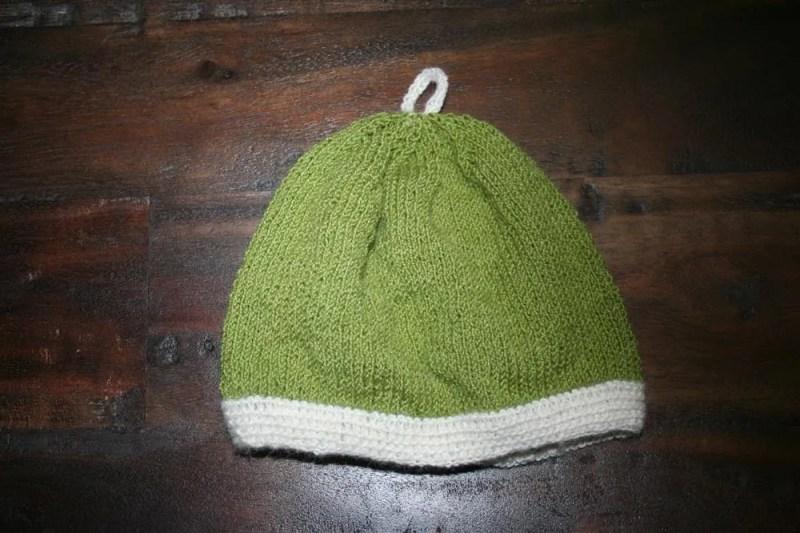 Purlbee - Heirloom Hats for Newborns in Shibui Cima