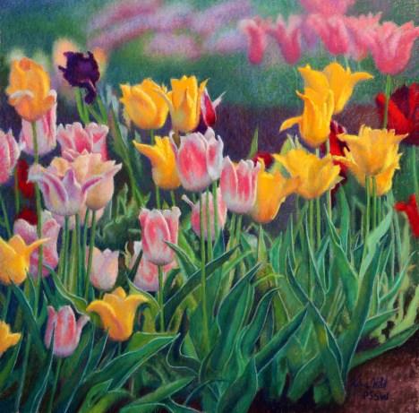 Hill_Kim_Tulips_12x12_Pastel