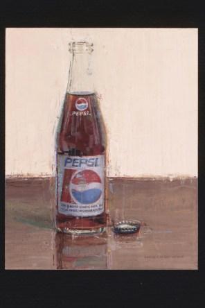 """Pepsi"" 10"" x 8"" Original Oil Painting by Dianne Massey Dunbar"