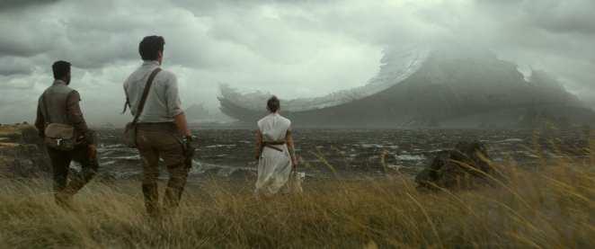 Poe, Finn, and Rey Star Wars IX teaser trailer