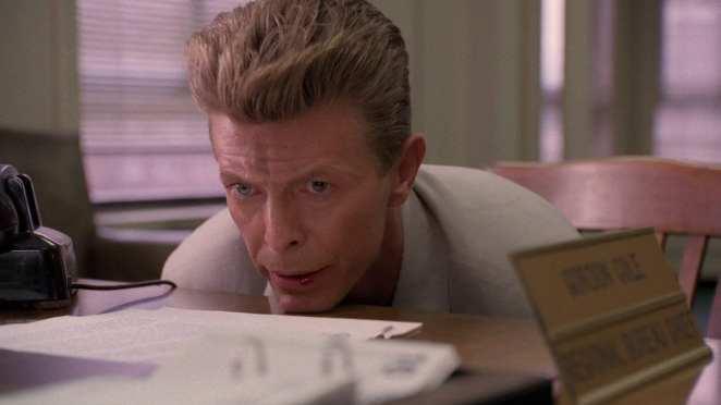 David Bowie as Phillip Jeffries