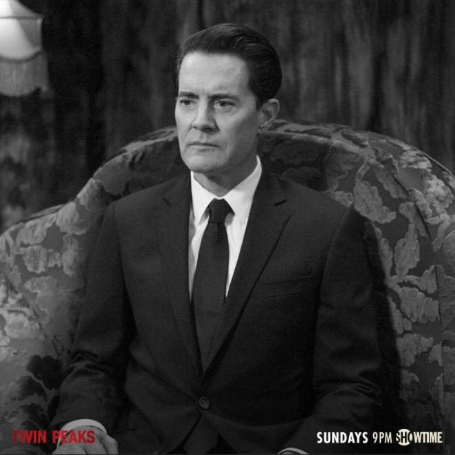 Dale Cooper speaks to The Fireman