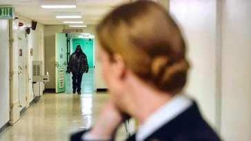 Cynthia Knox sees a Woodsman