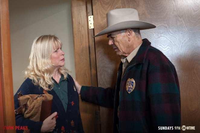 Sheriff-Frank-Truman- Doris-Truman talking