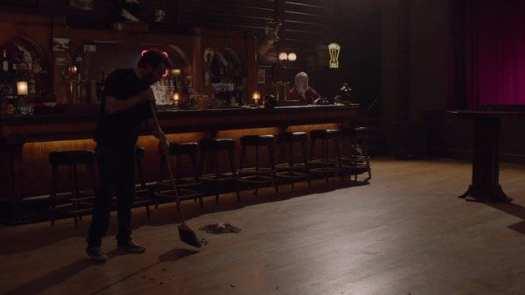 Sweeping Scene
