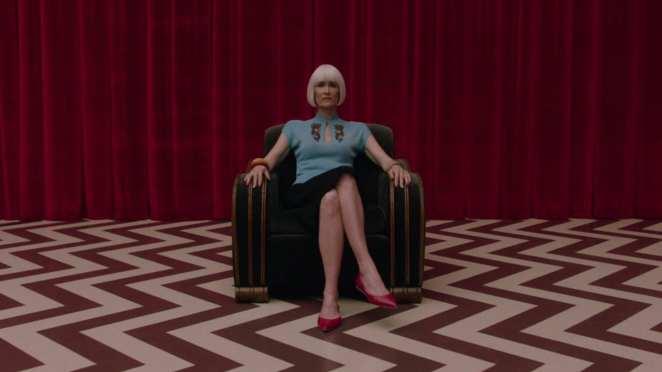Diane in the Black Lodge