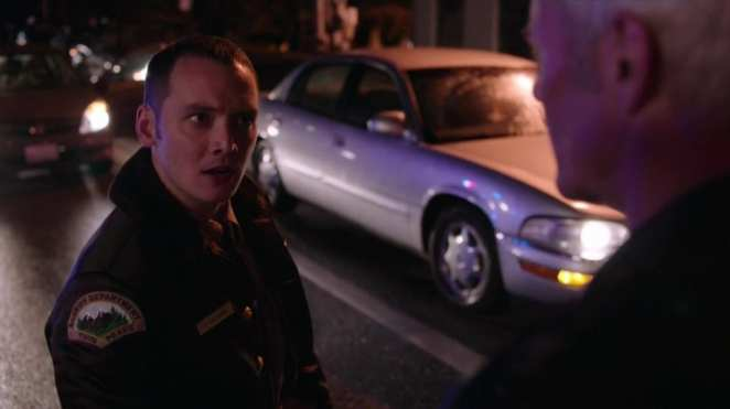 James Grixoni as Deputy Jesse on Twin Peaks