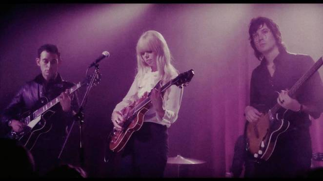 Chromatics at the roadhouse
