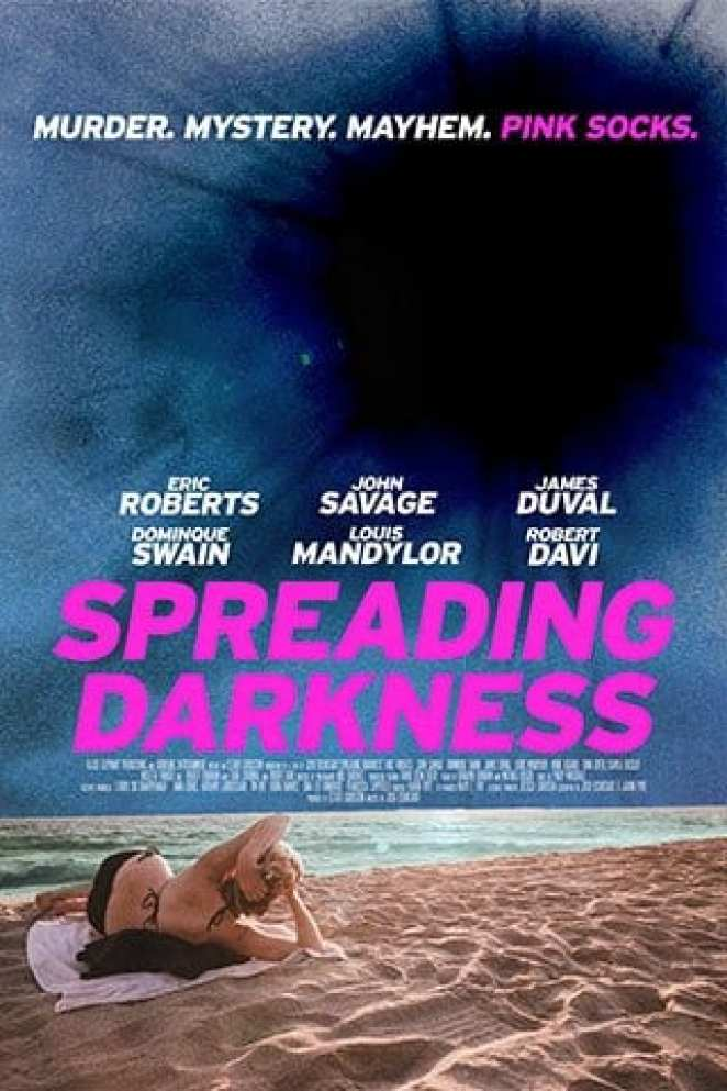 spreading darkness poster