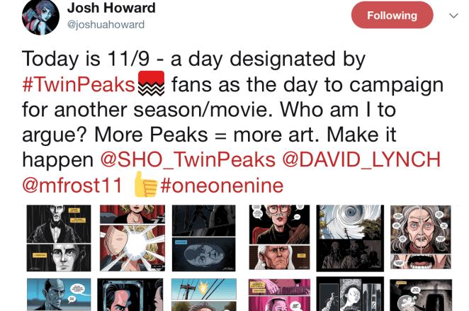 josh howard 119 twitter art