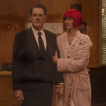 Cooper and Diane are reunited in his dream