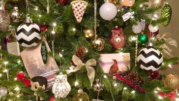 twin peaks christmas tree