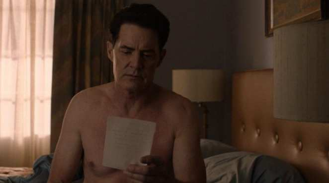 Special Agent Dale Cooper, Richard, Kyle MacLachlan, Twin Peaks, The Return
