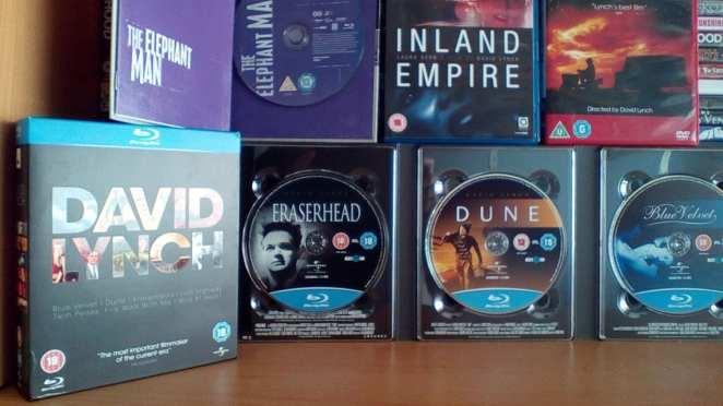 The David Lynch box set