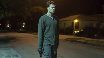 Bill Hader as hitman Barry