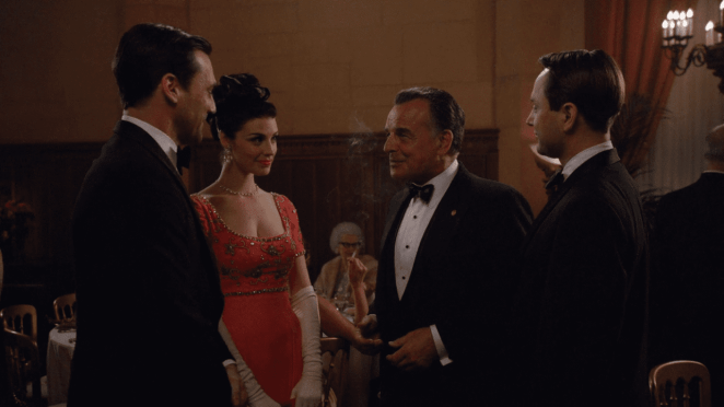 Ray Wise starring in Mad Men
