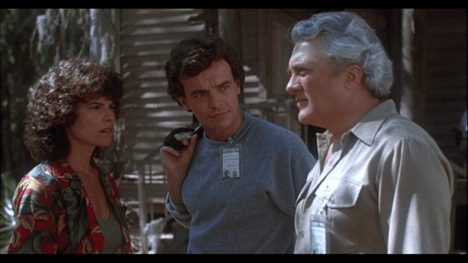 Ray Wise in Swamp Thing
