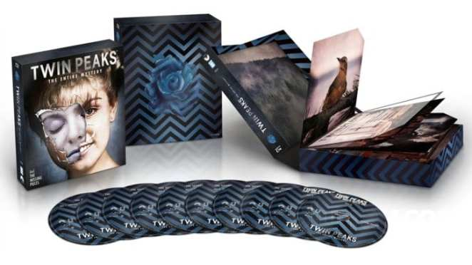Twin Peaks S1 and S2 box set