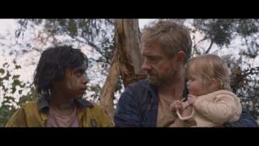 Still from Cargo starring Martin Freeman