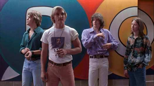 Dazed and Confused, an accessible Linklater movie.