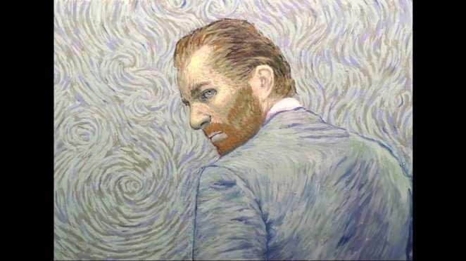 Portrait of Vincent Van Gogh from Loving Vincent
