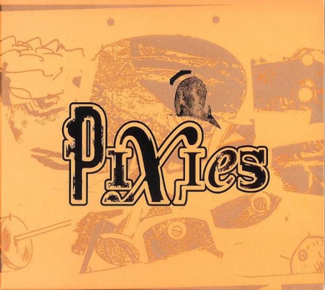 """Pixies, """"Indie Cindy"""""""