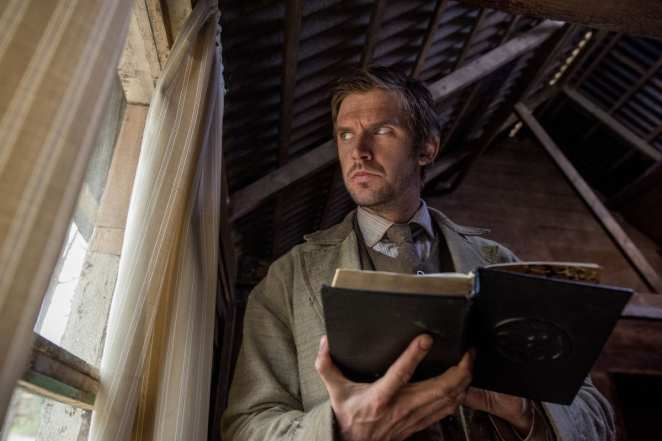 Dan Stevens stars as Thomas Richardson in 'Apostle' a Netflix Horror