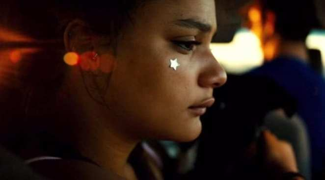 Sasha Lane received acclaim for her performance in American Honey