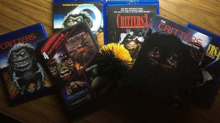 Shout! Factory's Critters box set
