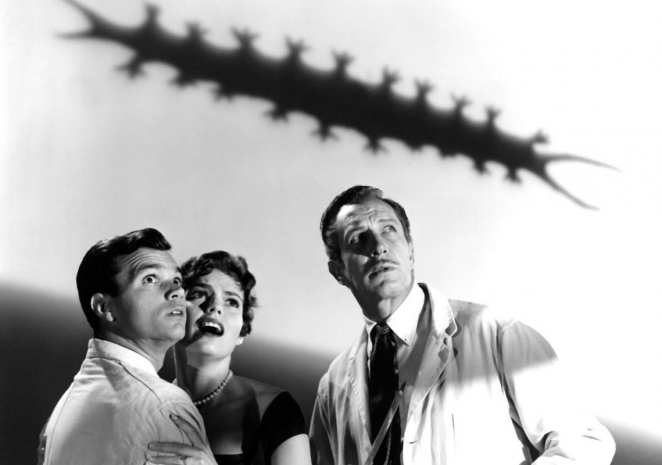 First witnesses of The Tingler, 1959