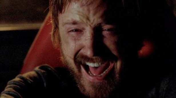 Aaron Paul as Jesse Pinkman in Breaking Bad