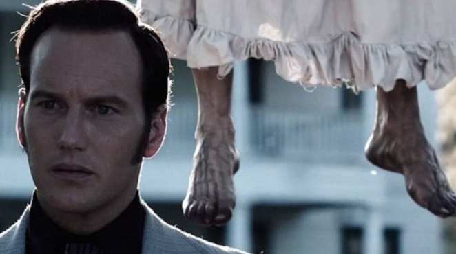 Patrick Wilson stars as Ed Warren in The Conjuring