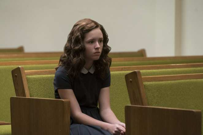 Lulu WIlson as Shirley Crain, The Haunting of Hill House