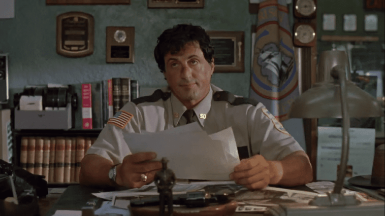 Sylvester Stallone as Freddy Heflin in Cop Land