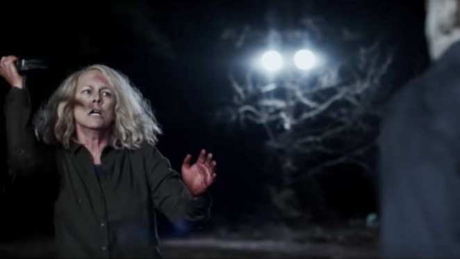 Jamie Lee Curtis returning to her role of Laurie Strode in Halloween 2018.