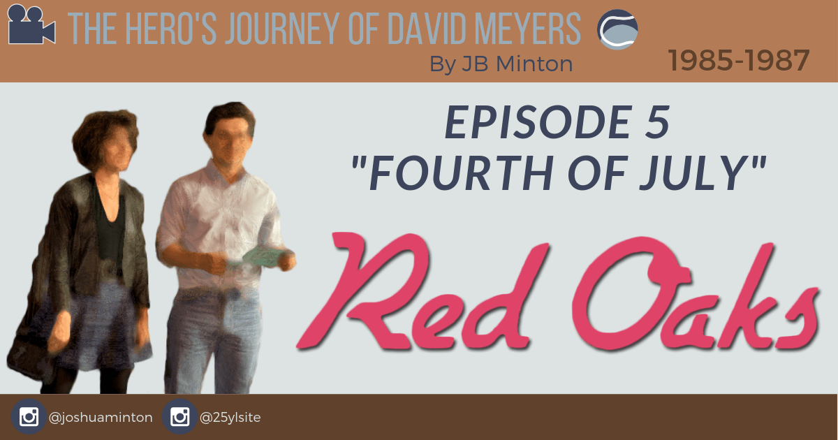 "Red Oaks Episode 5 ""Fourth Of July"""