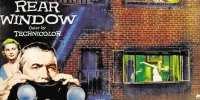 Rear Window movie poster