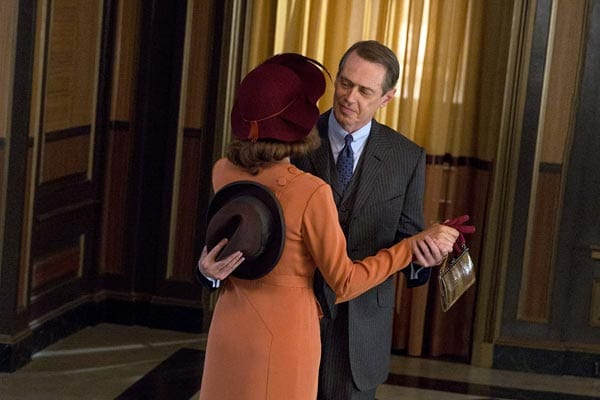 Nucky and Margaret have a final dance, in Eldorado, the finale episode of Boardwalk Empire