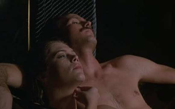 Kathleen Turner and William Hurt in Body Heat, 1981