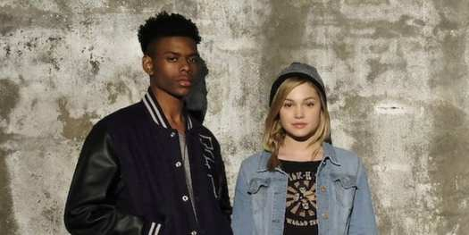 Cloak and Dagger starring Aubrey Joseph and Olivia Holt