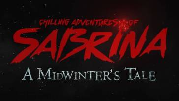 Chiliing Adventures of Sabrina A Winters Tale title screen