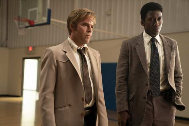 Mahershala Ali and Stephen Dorff star in the third season of True Detective